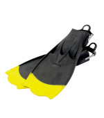 "Ласты Hollis F1 - ""Bat Fin"" Yellow"