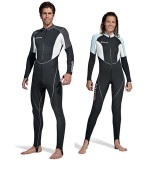 Гидрокостюм из лайкры Mares Rash Guard Steamer мужской размер S