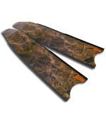 Лопасти LeaderFins Brown Camo Fiber комплект