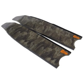 Лопасти LeaderFins Green Camo Fiber комплект