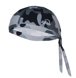Бандана iQ UV 300 Camouflage Grey