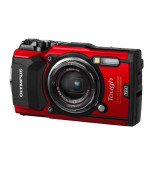 Фотокамера амфибия Olympus Tough TG-5 Red