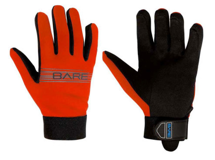 Перчатки Bare Tropic Pro Red Sport 2 мм