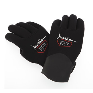 Перчатки Marlin Smooth Wrist Duratex 5 мм